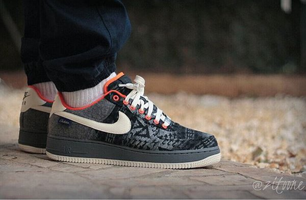 Nike Air Force 1 Low ID Pendleton Warm and Dry - @zitoone (1)