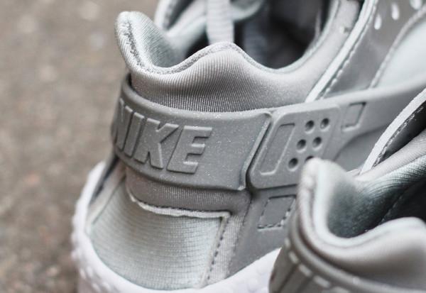 Nike Air Huarache 'Silver' (argentée) (4)