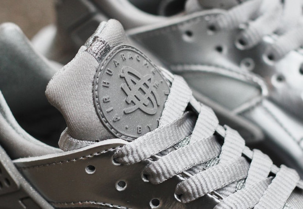 Nike Air Huarache 'Silver' (argentée) (5)