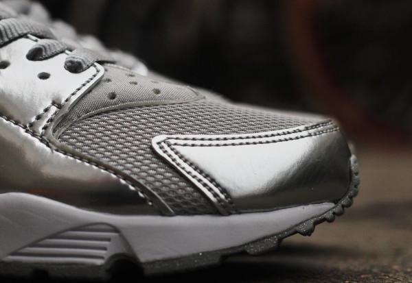 Nike Air Huarache 'Silver' (argentée) (6)