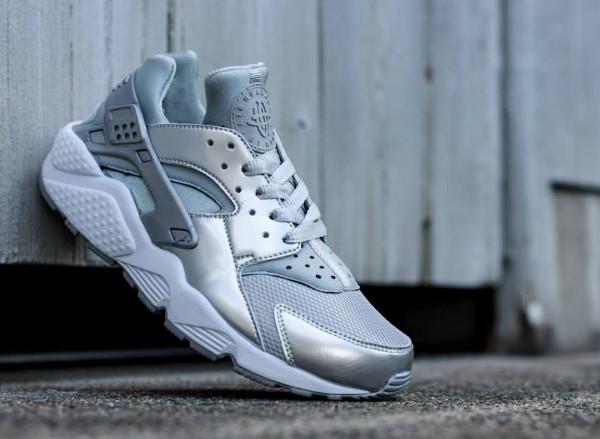 Nike Air Huarache 'Silver' (argentée) (7)