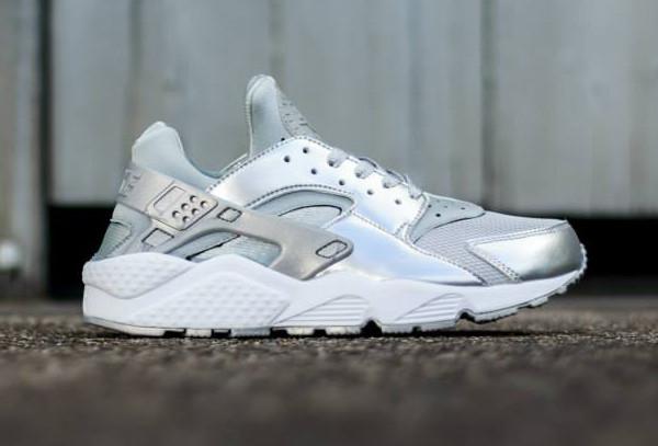 Nike Air Huarache 'Silver' (argentée) (9)