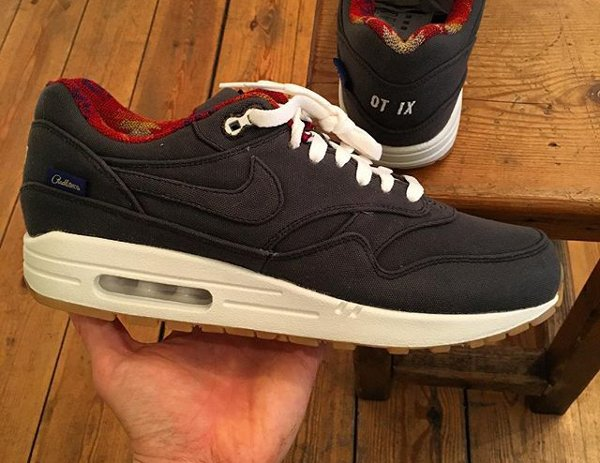 Nike Air Max 1 Pendleton Warm and Dry - @alitronic