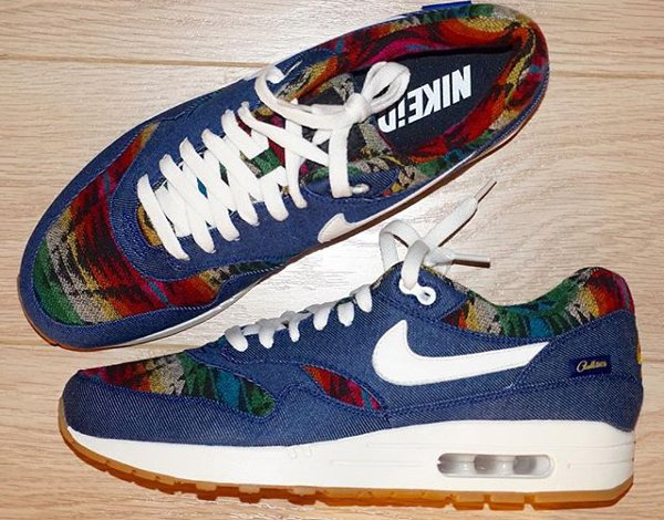 Nike Air Max 1 Pendleton Warm and Dry - @bobby__6killa