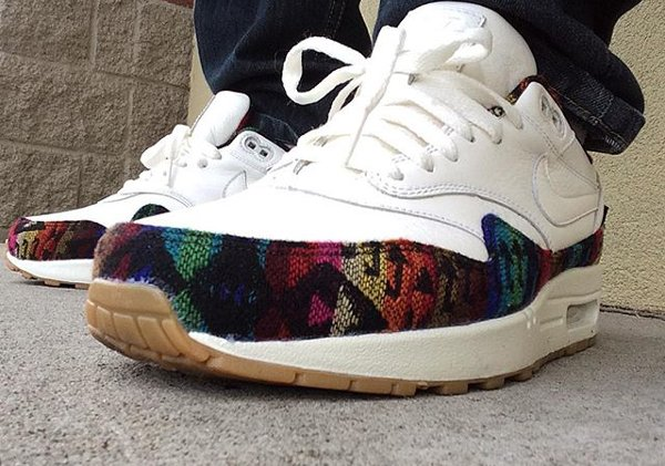 Nike Air Max 1 Pendleton Warm and Dry - @gaberoyale (1)