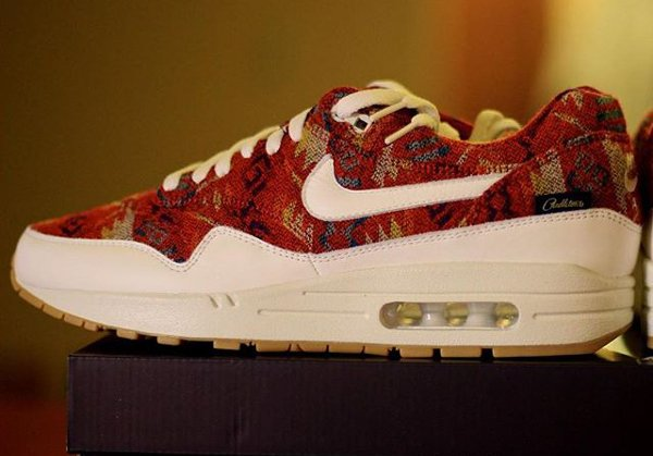 Nike Air Max 1 Pendleton Warm and Dry - @gaberoyale (2)