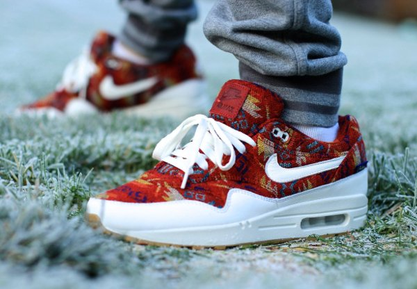 Nike Air Max 1 Pendleton Warm and Dry - @gaberoyale (3)