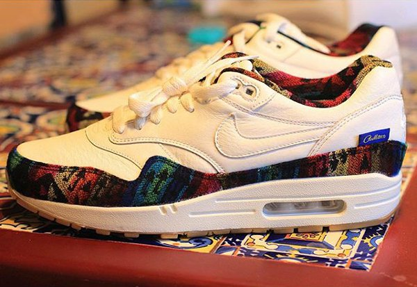 Nike Air Max 1 Pendleton Warm and Dry - @gaberoyale