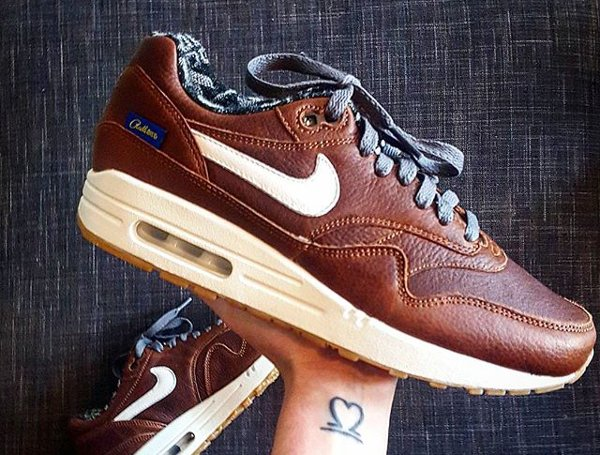 Nike Air Max 1 Pendleton Warm and Dry - @swooshesandcats