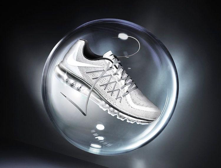 Nike Air Max 2015 'Reflective' (Reflect Silver) |