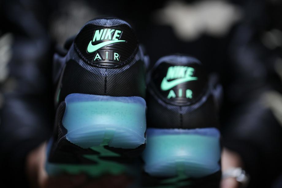 Nike Air Max 90 ICE Black Cool Grey (Quickstrike) (3)