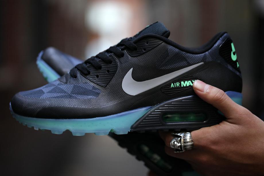 Nike Air Max 90 ICE Black Cool Grey (Quickstrike) (4)