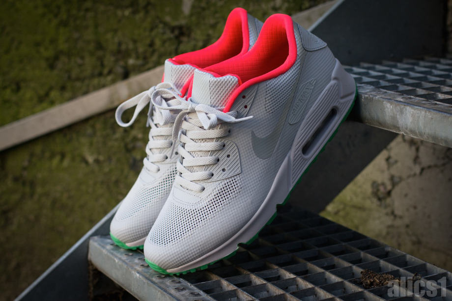 Air Max 90 Hyperfuse Nike Taquets Id