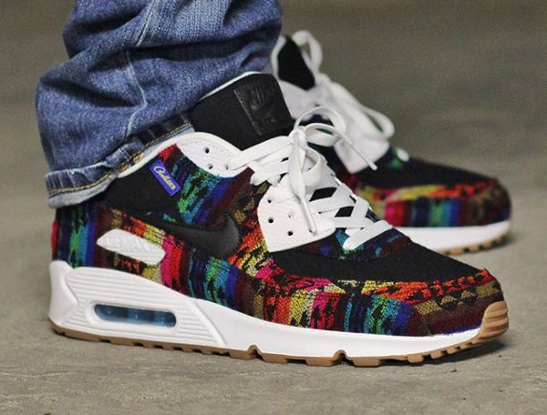 Nike Air Max 90 ID Pendleton Warm and Dry - @frems (0)