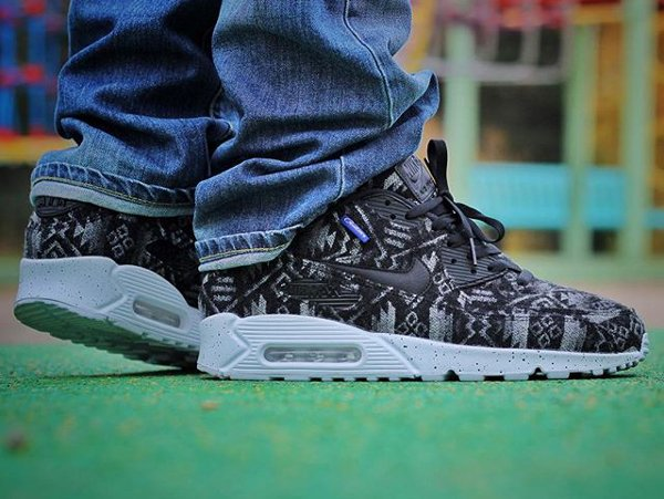 Nike Air Max 90 ID Pendleton Warm and Dry - @frems (4)