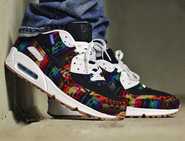 Nike Air Max 90 ID Pendleton Warm and Dry - @frems