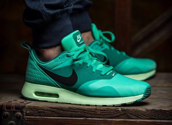 Nike Air Max Tavas Green Glow (2)