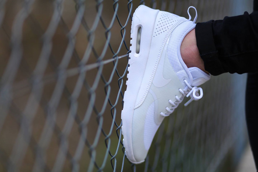 Air Max Thea Triple White