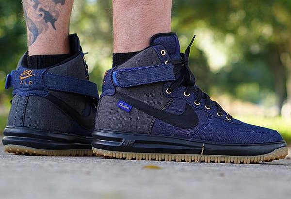 Nike Lunar Force 1 High ID Pendleton Warm and Dry - @purz75