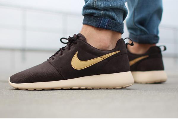 Run Roshe 'Velvet Brown' Suede Nike xqUfXO0PwO