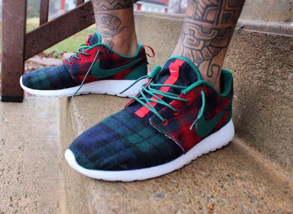 Nike Roshe Run x Pendleton 2014 - Eduardobermudezgram-1