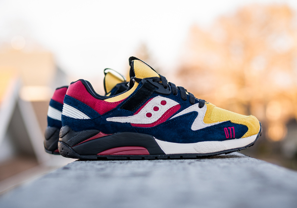 Saucony Grid 9000 x Play Cloths 'Motocross'