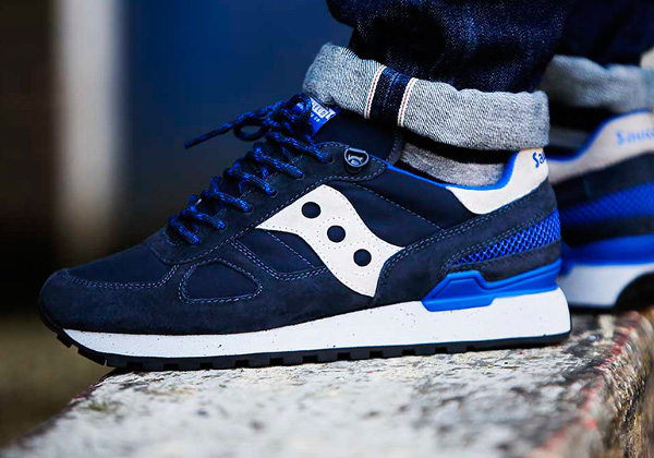La collection Saucony x Penfield '60/40′