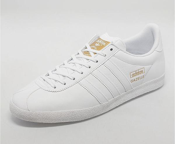 Adidas Gazelle OG blanc et or (doree) (3)