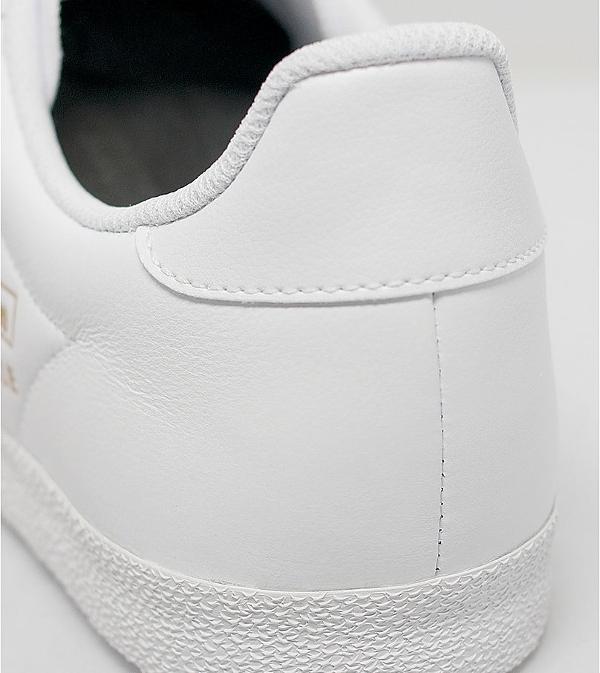 Adidas Gazelle OG blanc et or (doree) (8)