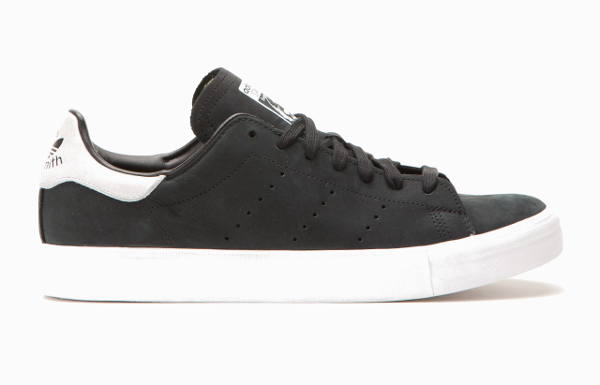 Adidas Stan Smith Vulc Core Black Vintage White (7)