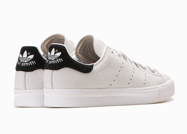 Adidas Stan Smith Vulc Vintage White Core Black (4)