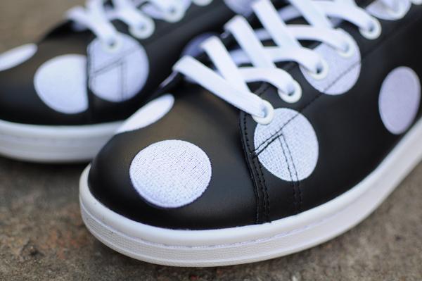 Adidas Stan Smith x Pharrell Williams 'Big Polka Dots' noir (3)
