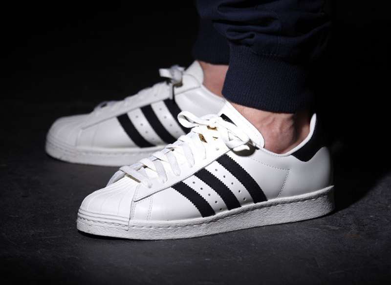 Adidas Superstar 80's Vintage Deluxe ...