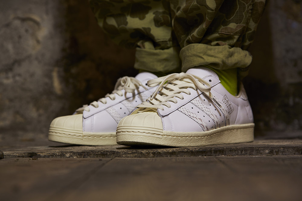 Adidas Superstar Consortium 10th & Undefeated (1)