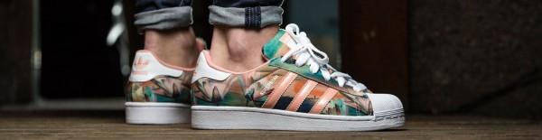 Adidas Superstar 'Dust Pink' (Farm Curso d'Agua)