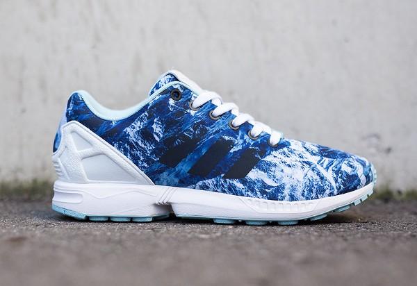 Adidas ZX Flux 'Glacier'