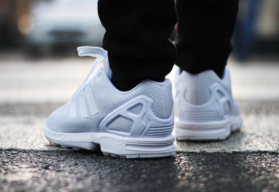 Adidas ZX Flux Triple White (4)