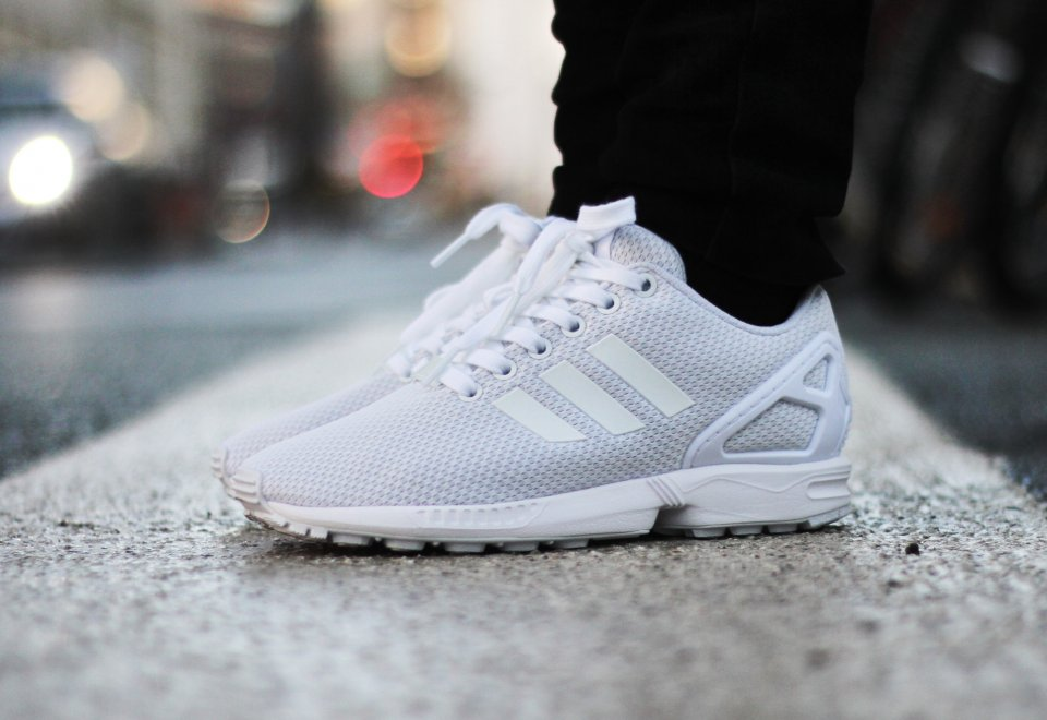Adidas ZX Flux Triple White (6)