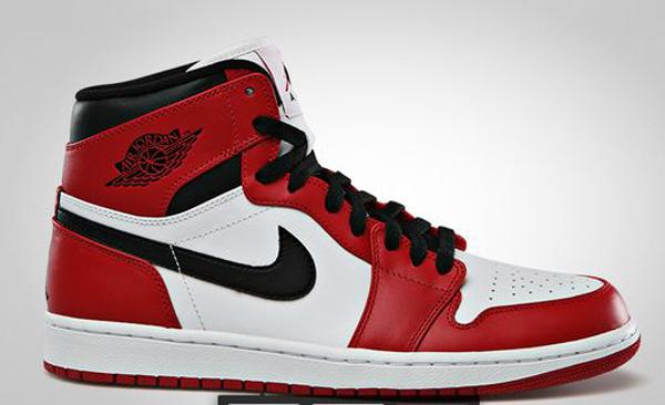 Air Jordan 1 High OG Chicago Bulls 2015