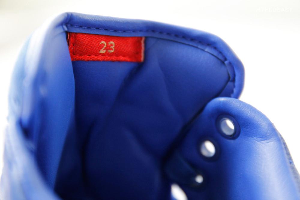Air Jordan 2 Luxe Just Don aux pieds (1)