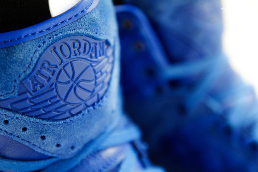 Air Jordan 2 Luxe Just Don aux pieds (7)