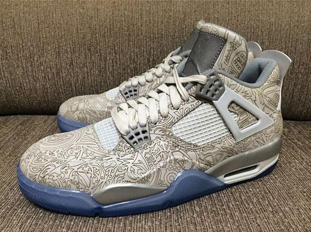 Air Jordan 4 Laser 30the Anniversary