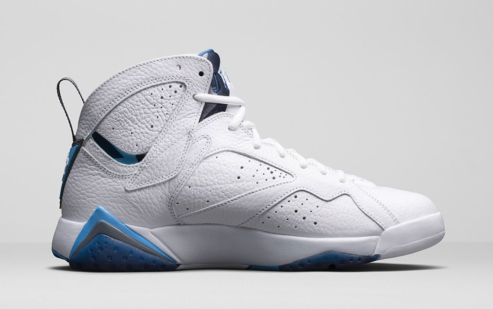 Air Jordan 7 'French Blue' Retro 2015 (3)