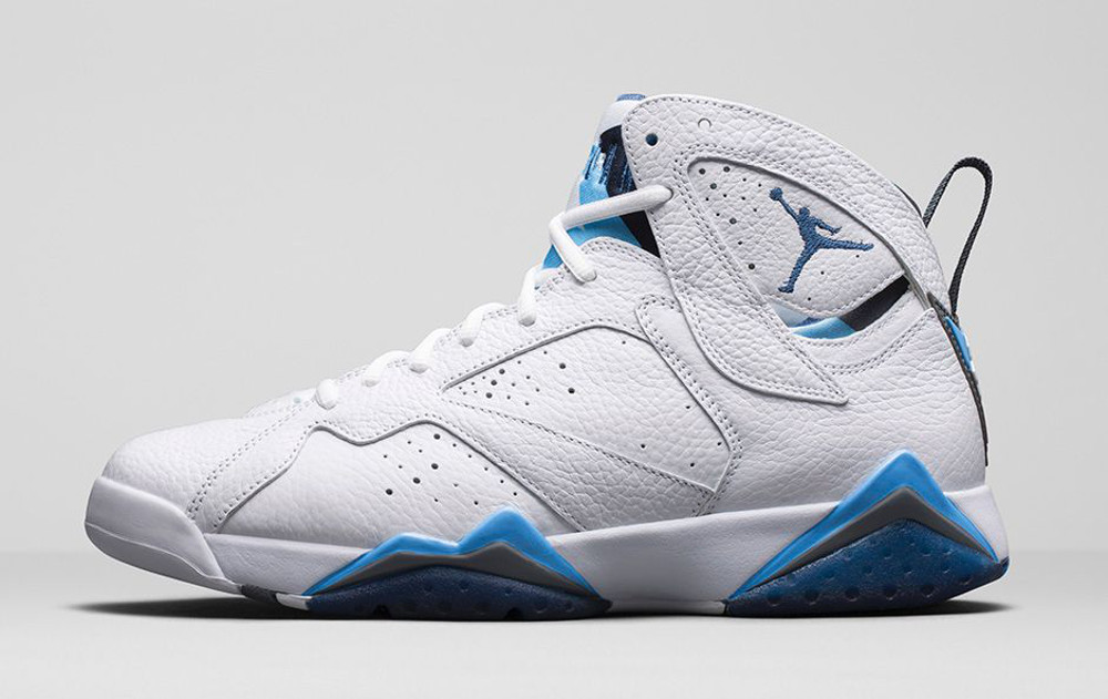 Air Jordan 7 'French Blue' Retro 2015 (4)