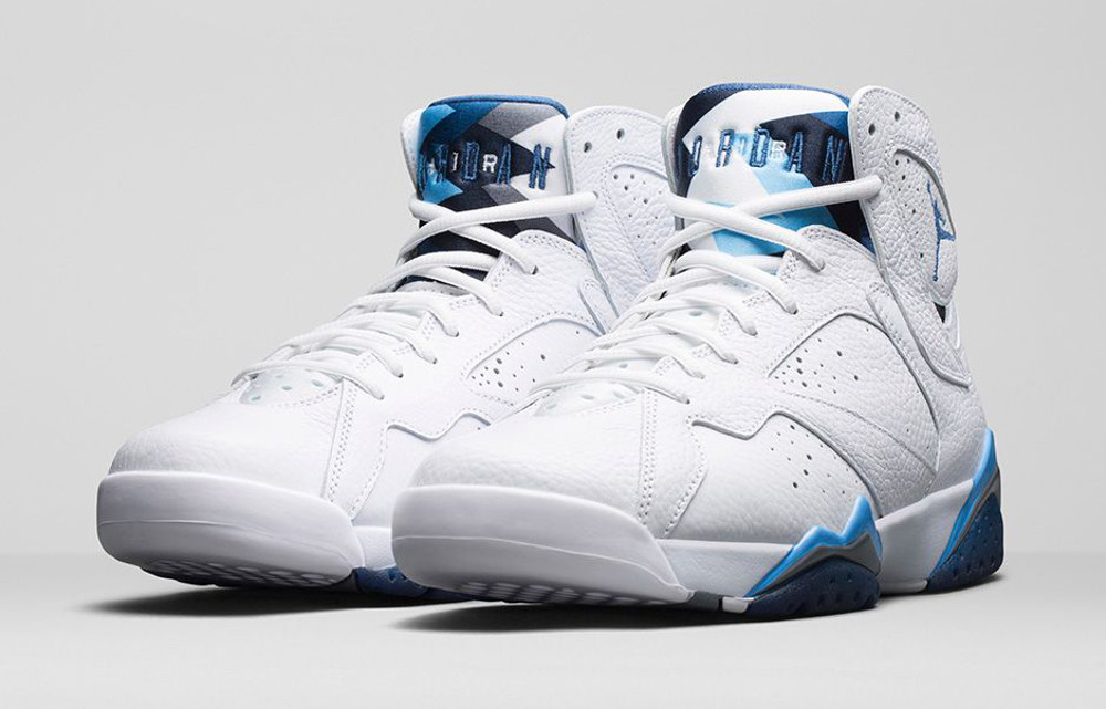 Air Jordan 7 'French Blue' Retro 2015 (5)