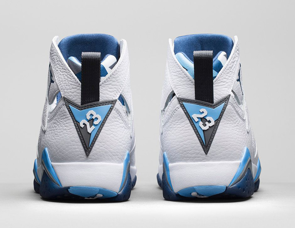 Air Jordan 7 'French Blue' Retro 2015 (6)
