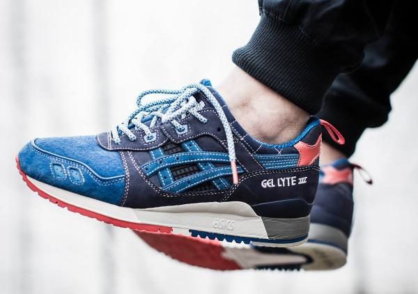 Asics Gel Lyte 3 x Mita Sneakers 'Far East' : où l'acheter ?