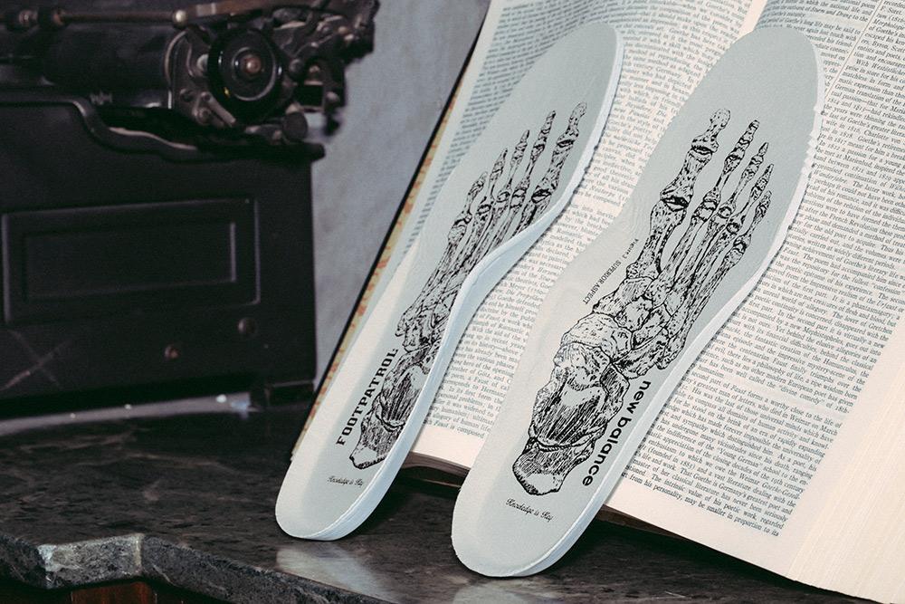 New Balance 1500 x Footpatrol 'Encyclopaedia' (noir et or) (7)