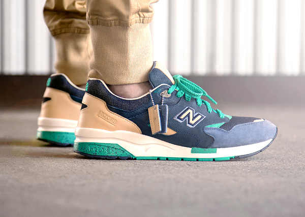 New Balance 1600 x Social Status 'Winter In The Hamptons' (1)
