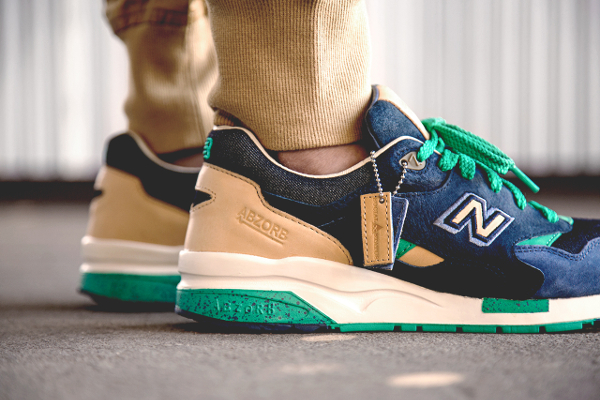 New Balance 1600 x Social Status 'Winter In The Hamptons' (2)